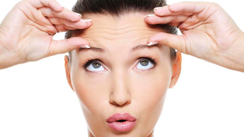 uso de botox antiarrugas